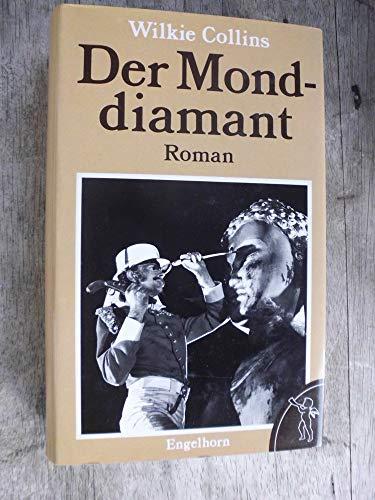 9783872030825: Der Monddiamant. Ein Kriminalroman