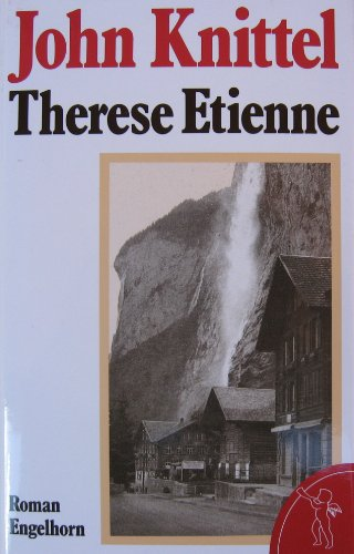 9783872030870: Therese Etienne. Roman