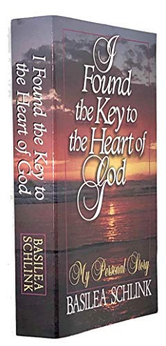 I Found the Key to the Heart of God: My Personal Story (3872096648) by Basilea Schlink