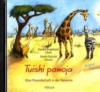 9783872268891: Tuishi pamoja, 1 Audio-CD