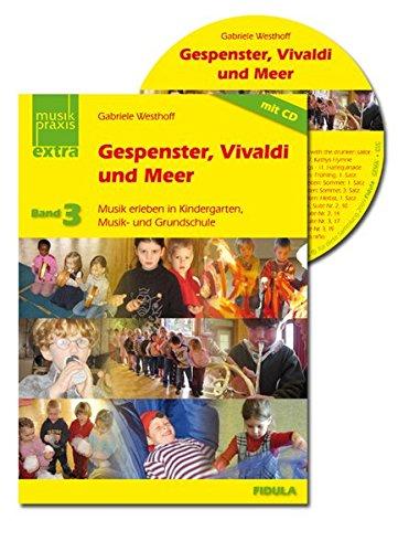 9783872269058: Gespenster, Vivaldi und Meer, m. Audio-CD