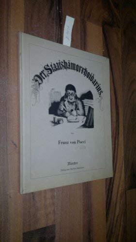 9783872390455: Der Staatshämorrhoidarius