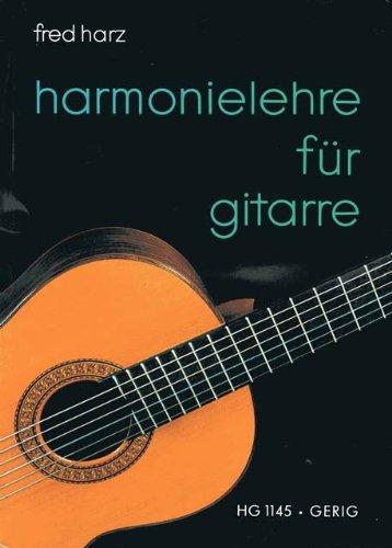 9783872520968: Harmonielehre für Gitarre - Einrichtung für klassische Gitarre