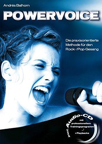 9783872522627: Powervoice. Mit CD