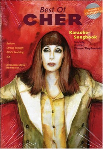 9783872522887: Best of Cher : das Karaoke-Songbook für Vocals, Guitar, Piano (Keyboard)