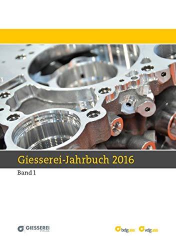 9783872601810: Giesserei Jahrbuch 2016, 2 Bde.