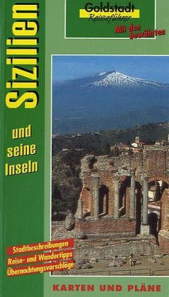 9783872690241: Sizilien. Goldstadt- Reiseführer