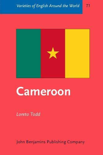 9783872762610: Cameroon (Varieties of English Around the World)