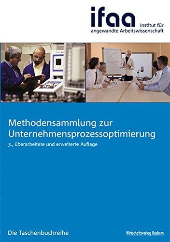 9783872840868: Methodensammlung zur Unternehmensprozessoptimierung