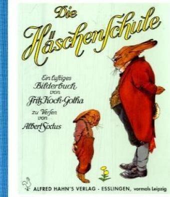 9783872863256: Die Häschenschule, Mini-Ausgabe