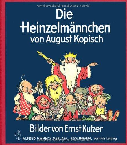9783872863478: Die Heinzelmännchen