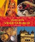 9783872875129: Indien vegetarisch