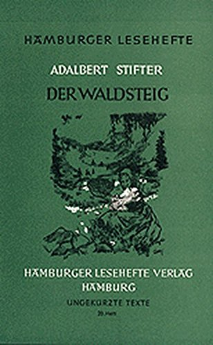 9783872910196: Der Waldsteig