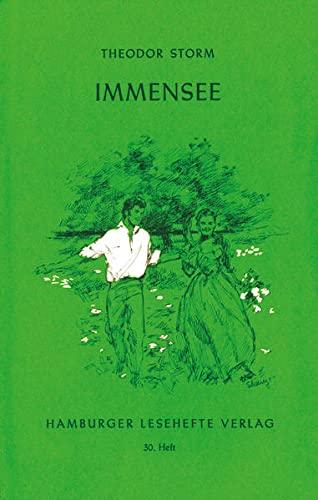 Immensee / Marthe und ihre Uhr /: Theodor Storm