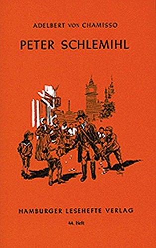 Peter Schlemihls wundersame Geschichte.: Chamisso, Adelbert Von