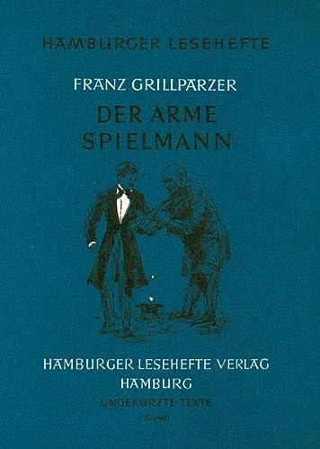 9783872910493: Der arme Spielmann.