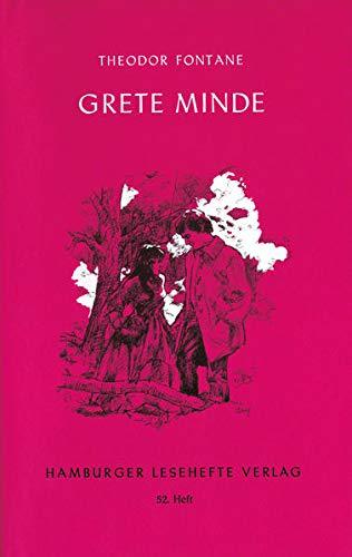 9783872910516: Grete Minde: Nach einer altmärkischen Chronik
