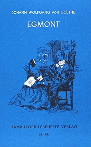 Egmont.: Goethe, Johann Wolfgang