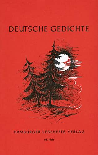 9783872910684 Deutsche Gedichte Im Jahreskreis Hamburger