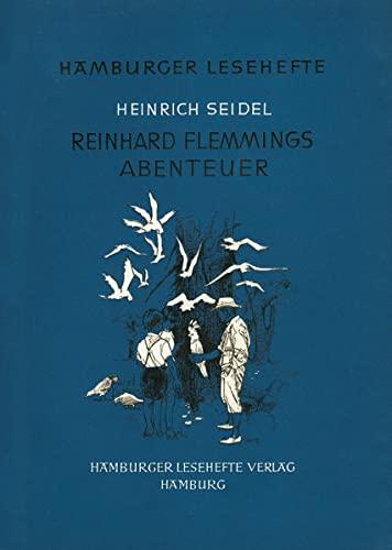 Reinhard Flemmings Abenteuer (Paperback): Heinrich Seidel