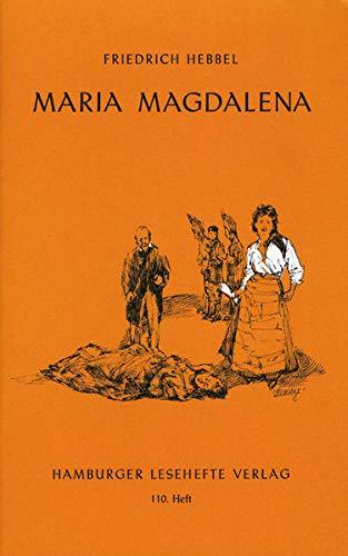 9783872911094: Maria Magdalena: Ein bürgerliches Trauerspiel in drei Aufzügen