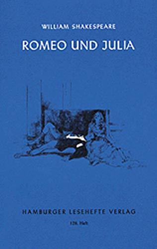 Romeo und Julia: Ein Trauerspiel in fünf: William Shakespeare