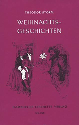 Weihnachtsgeschichten: Storm, Theodor
