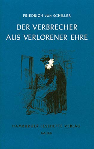 9783872911599: Der Verbrecher aus verlorener Ehre und andere Erzählungen.