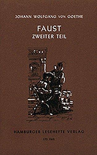 9783872911698: Faust II: In fünf Akten
