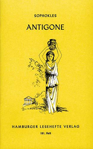 9783872911803: Antigone