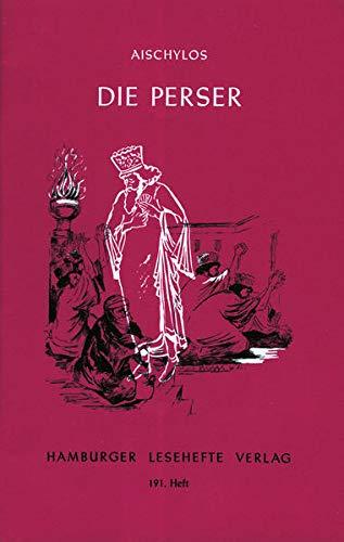 9783872911902: Die Perser