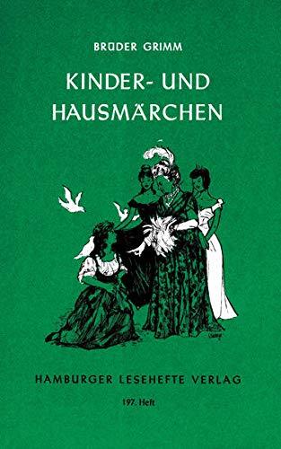 Kinder- und Hausmärchen (Paperback): Jacob Grimm, Wilhelm