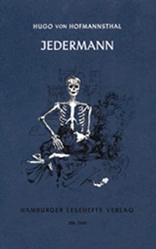 9783872912053: Jedermann