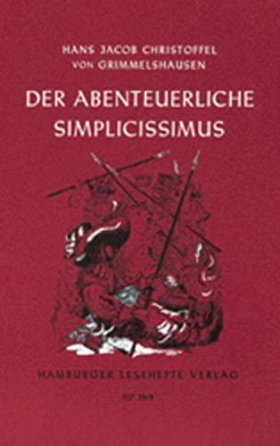 9783872912060: Der abenteuerliche Simplicissimus