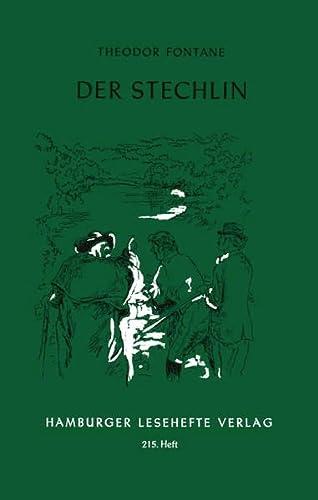 9783872912145: Der Stechlin