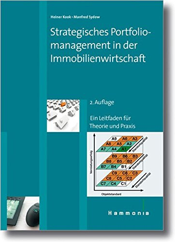 9783872922465: Strategisches Portfoliomanagement in der Immobilienwirtschaft
