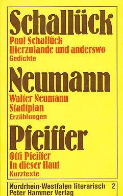 9783872940674: Hierzulande und anderswo: Gedichte (Nordrhein-Westfalen literarisch ; Bd. 2) (German Edition)