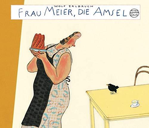 9783872946447: Frau Meier, die Amsel