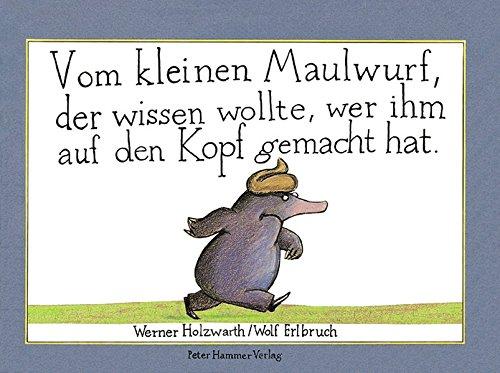9783872947796: Vom Kleinen Maulwurf Der Wissen Wollte