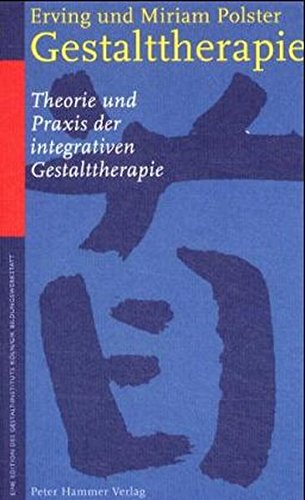 9783872948724: Gestalttherapie