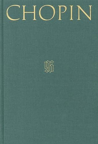 Frédéric Chopin Werkverzeichnis: Krystyna Kobylanska
