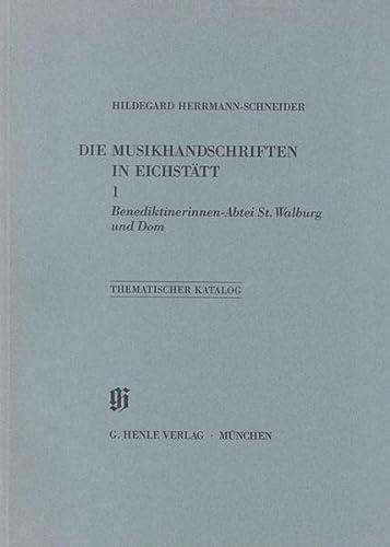 KBM 11/1 Eichstätt, St. Wallburg und Dom: Bayerische Staatsbibliothek