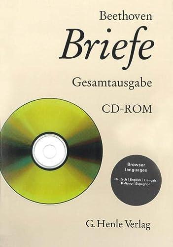 9783873280939: Briefwechsel komplett CD-ROM - Books on Music - CD-ROM