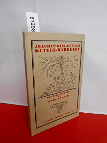 9783873290815: Kuttel Daddeldu (German Edition)