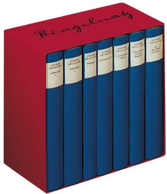 9783873291201: Das Gesamtwerk in sieben Bänden (German Edition)