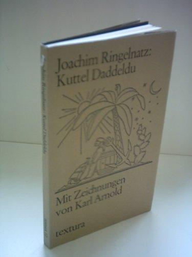 9783873295100: Kuttel-Daddeldu