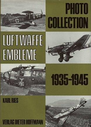 Photo-Collection Luftwaffe-Embleme: 1935 - 1945: Ries, Karl