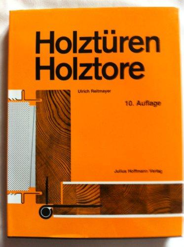 9783873460843: Holztüren und Holztore