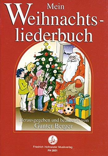 9783873500280: Mein Weihnachtsliederbuch