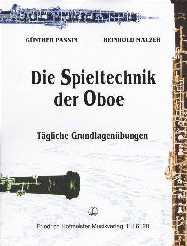 9783873506268: Spieltechnik der Oboe